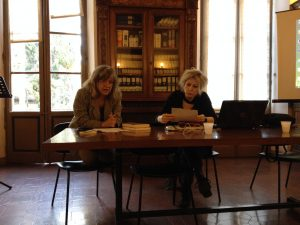 Alessandra Calanchi con Laura Liberale (2013)_risultato