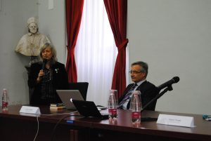 Alessandra Calanchi con Luciano Garofano (2011)_risultato