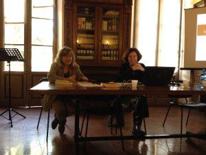 Alessandra Calanchi con Ruth Glynn (2013)_risultato