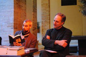 Ivo Klaver con Marco Malvaldi (2012)_risultato