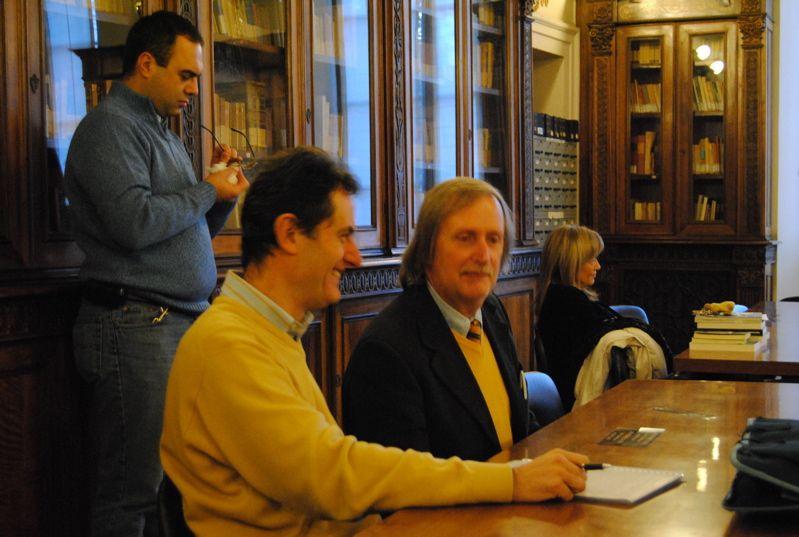 Maurizio Ascari e Roberto Barbolini (2010)_risultato