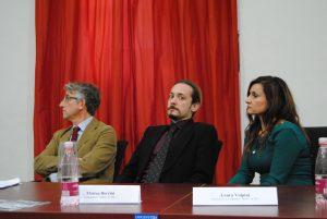 Valerio Viviani, Matteo Borrini e Luciano Garofano (2011)_risultato