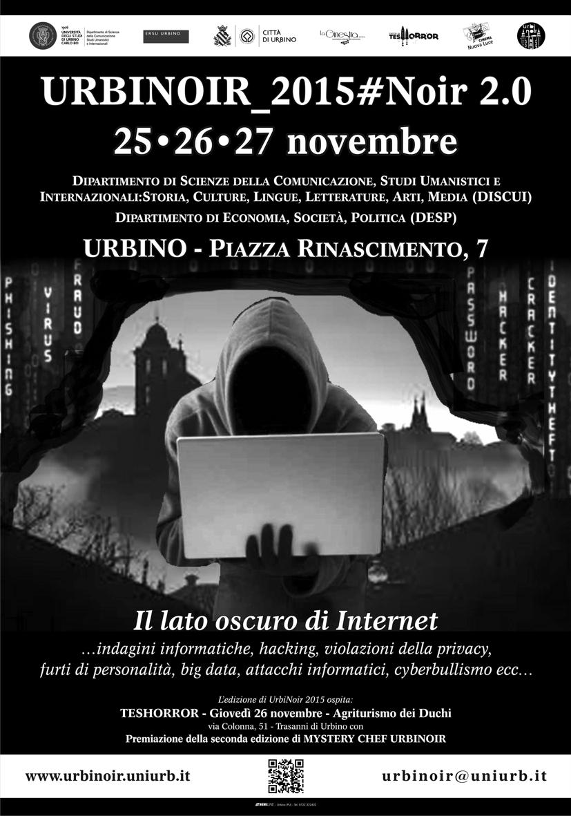 Manifesto URBINOIR 2015