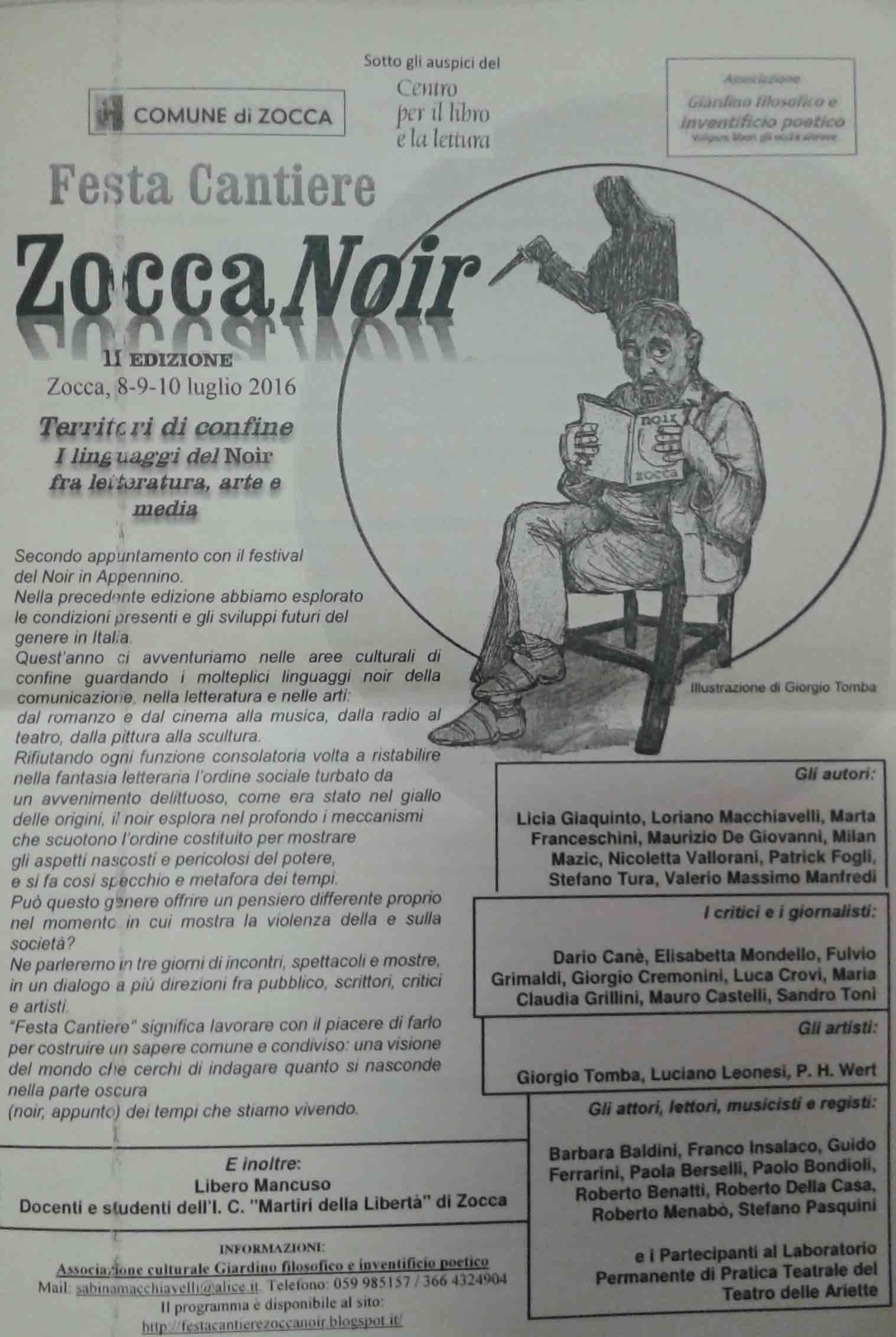 Festa Zocca